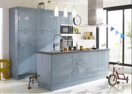 cuisine bleu pastel cuisine couleur pastel free superb frigo smeg noir with cuisine