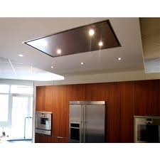 kitchen island extractor hood ceiling mounted kitchen extractor fans