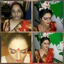 makeup classes san antonio students practising fantancy makeup christine valmy pune