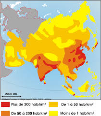 map asie www mappi net maps of continents asia