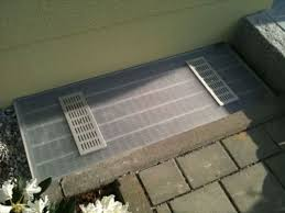 basement well covers window well cover