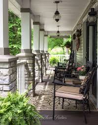 farmhouse porches far above rubies southern porch with vintage farmhouse style