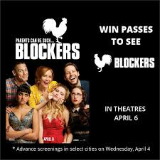 Blockers Dvd Blockers Pass Contest Contests And Promotions Tribute Ca
