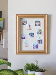 Artsy Home Decor by New Ways To Decorate With Instagram Photos Hgtv