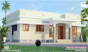 New House Plans Kerala Asian Front Design Low Bud Collection