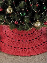 hour tree skirt
