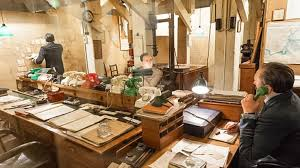 War Cabinet Ww2 Churchill War Rooms Look At The History Of The War Strategy In