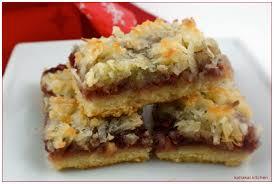 kahakai kitchen donna hay u0027s raspberry jam slice