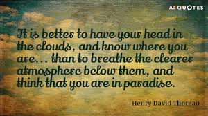 henry david thoreau quotes about a z quotes