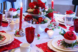 christmas menu ideas christmas dinner table setup home design and decor