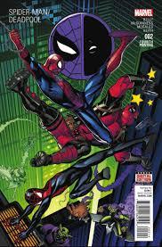 spider man deadpool 2 isn u0027t it bromantic part two issue