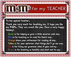 download free m u0026ms teacher poem tag for m u0026ms gift jar this christmas