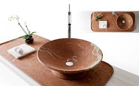 Furniture For The Bathroom by Natural Carved Marble Sinks Marble Bathroom Sink Design Kreoo