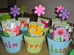 easter flower pots sugar tot