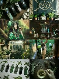 halloween aesthetic demoniclour u201cgreen witch aesthetic u201d witches pinterest