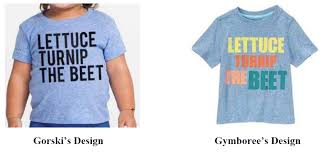 ip protection for novelty t shirts copyright or trademark
