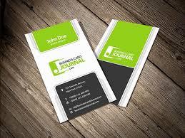 60 best free psd business card templates 2017