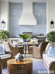 Florida Home Decor by Cool Blue And White Home Decor Good Home Design Amazing Simple And
