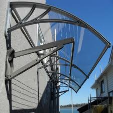 2nd Hand Awnings Cheap Bronze Color Front Door Ag10 Polycarbonate Awnings Canopies