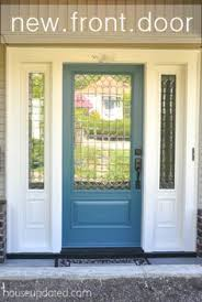 blue door images the color is dragonfly by behr exterior satin