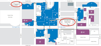 Uh Campus Map Cleveland Clinic Main Campus Map Image Gallery Hcpr