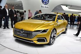 Volkswagen Gte Price Vw Sport Coupe Concept Gte It U0027s The New Passat Cc By Car Magazine