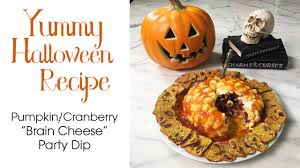 Vegetarian Halloween Appetizers by Halloween Recipe Creepy