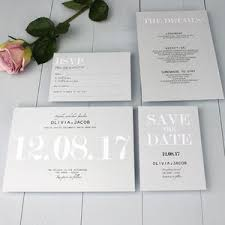 wedding invitations malta menu cards notonthehighstreet