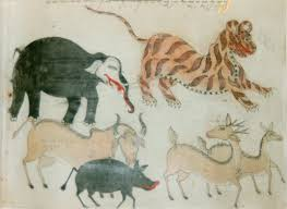 animals in southeast asian manuscripts asian and african studies
