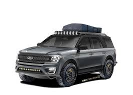 suv ford expedition ford previews custom pickups and suvs debuting at sema autoguide