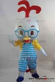 chicken little mascot costume fancy dress cosplaysky com