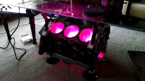 Coffee Tables With Led Lights Vq35 Coffee Table With Led Lights
