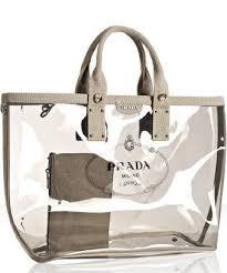 prada pvc handbags bags for ebay 50 clear designer bags designer inspired 2 clear handbag