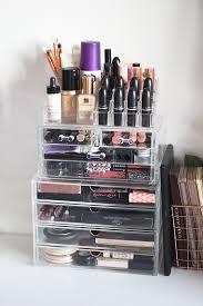 Stylish Desk Organizers by Makeup Storage Neat Desk Organizer Ebay Makeup Uk Home Design