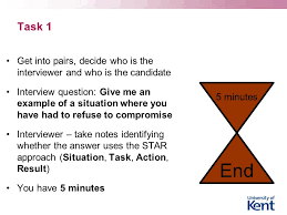 Situation Task Action Result Resume Examples Interview Skills For Is Staff Ppt Video Online Download