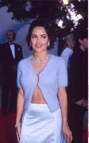 salma hayak nude pics salma hayek cannes film festival 1999 best jewelry of cannes