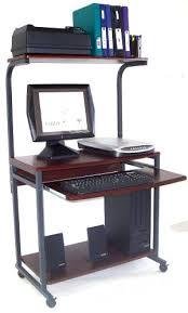 Narrow Computer Desk With Hutch E Ready Belcourt Compact Computer Desk With Hutch Compact Corner