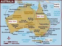 auckland australia map travel in australia and new zealand