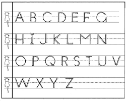 upper case print letters arrows numbers cat 601485 coloring