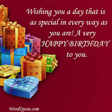 Wishing You A Happy Birthday Quotes 43 Happy Birthday Quotes Wishes And Sayings Word Quote