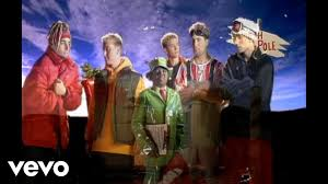 nsync merry happy holidays videoclip
