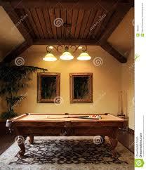modern pool game room royalty free stock photo image 7490455