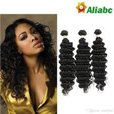 cheap brazilian deep wave hairstyles brizilian 3 bundle deals