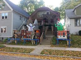 Decorated Homes For Halloween Diy Haunted House Props Great Idea For Haunted House Full Size Of