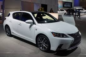 lexus ct200h sport 2014 lexus ct 200h 2013 la auto show photo gallery autoblog