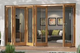 Bi Fold Glass Patio Doors by Double Sliding Patio Doors Andersen Replacement Patio Doors Patio