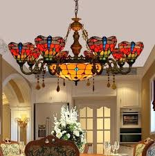 Stained Glass Light Fixtures Dining Room Stained Glass Light Fixtures Dining Room Track Lighting Fixtures