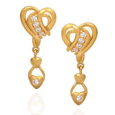 fancy earing fancy jewellery earrings beautify themselves with earrings