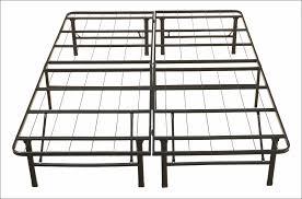 bedroom fabulous heavy duty platform bed frame queen metal