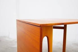 Gateleg Dining Table Danish MidCentury Modern Design At Stdibs - Gateleg kitchen table